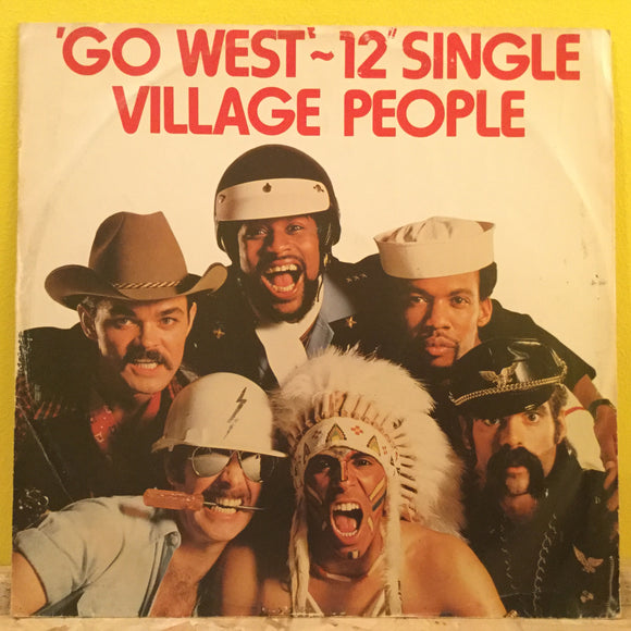 Village People - Go West - 12