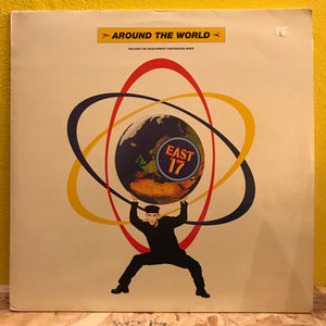 "East 17 - Around the World - 12"" - electronic"