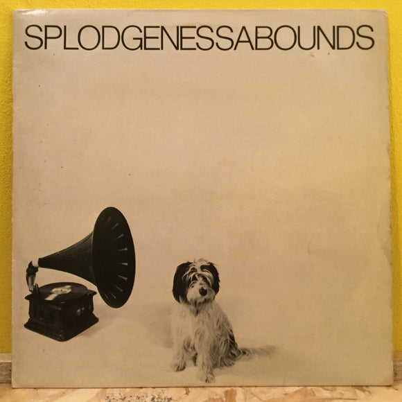SPLODGENESSABOUNDS - Punk - LP