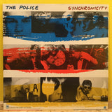 The Police - Synchronicity - LP - new wave