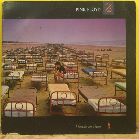 Pink Floyd - A Momentary Lapse of Reason - LP - Rock