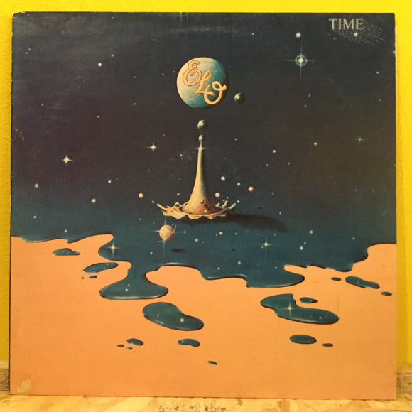 Electric Light Orchestra - Time - LP - rock
