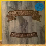 Bon Jovi - New Jersey - LP - Rock