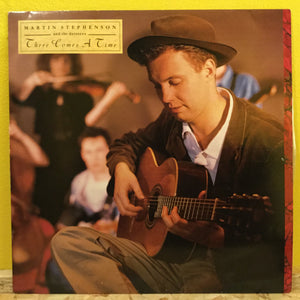 "Martin Stephenson - There Comes.. - 12"" - country"