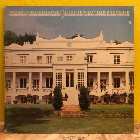 Tony Hazzard - Loudwater House - LP - folk