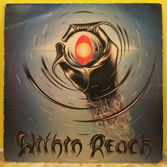 The O Band - Within Reach - LP - blues rock
