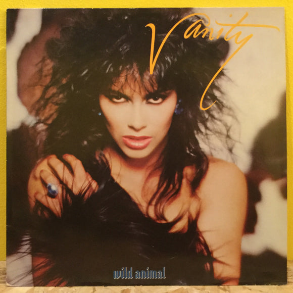 Vanity - Wild Animal - LP synth pop