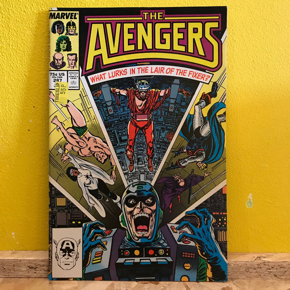 Marvel - The Avengers - (Issue 287) - Comic