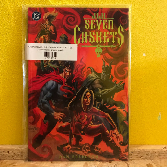 Graphic Novel - JLA - Seven Caskets - #7 - DC