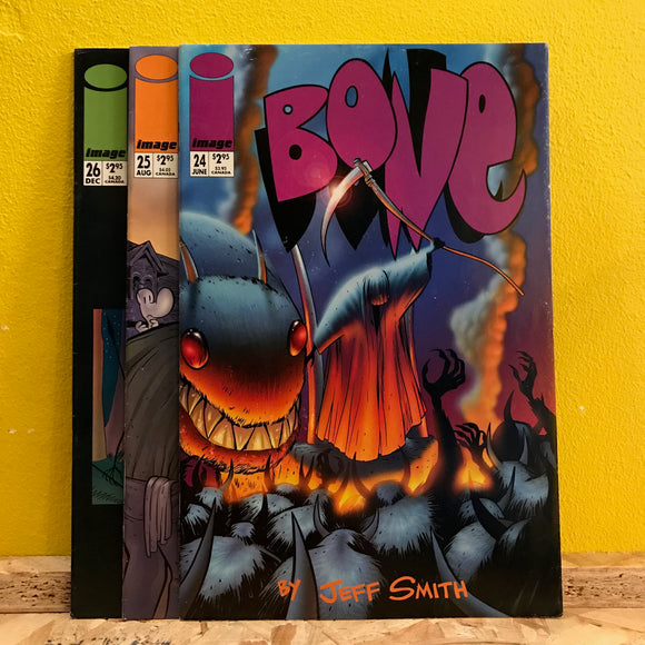 Image - Bone (Issues 24 to 26) - Comics - Independent