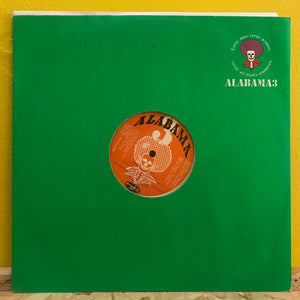 "Alabama 3 - Ain't Going To Goa - 12"" Promo - house"