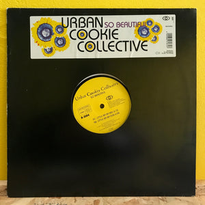 "Urban Cookie Collective - So Beautiful - 12"" - house"
