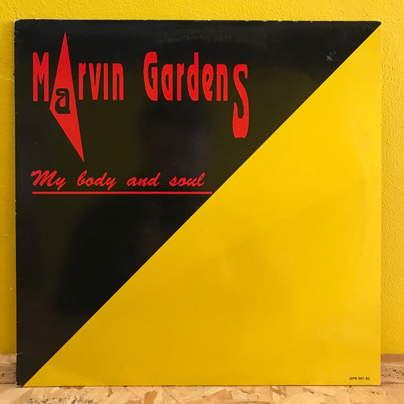 Marvin Gardens - My Body & Soul - 12