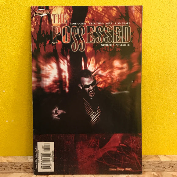 Cliffhanger - The Possessed (Issue 03) - Comics - Independent