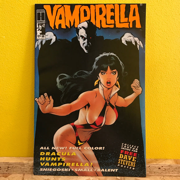 Harris Comics - Vampirella (Issue 02) - Comics - Independent