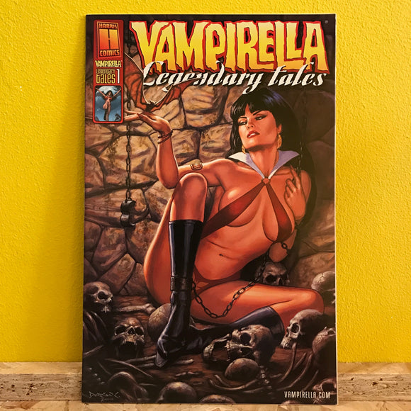 Harris Comics - Vampirella: Legendaty Tales (Issue 01) - Comics - Independent