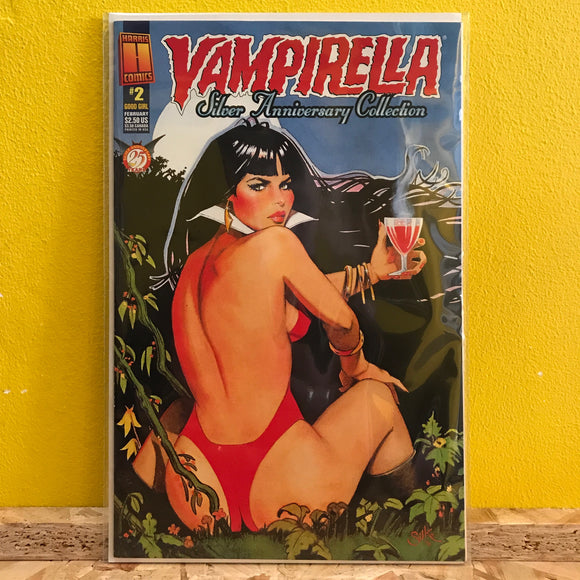 Harris Comics - Vampirella: Silver Anniversary Collection (Issue 02) - Comics - Independent
