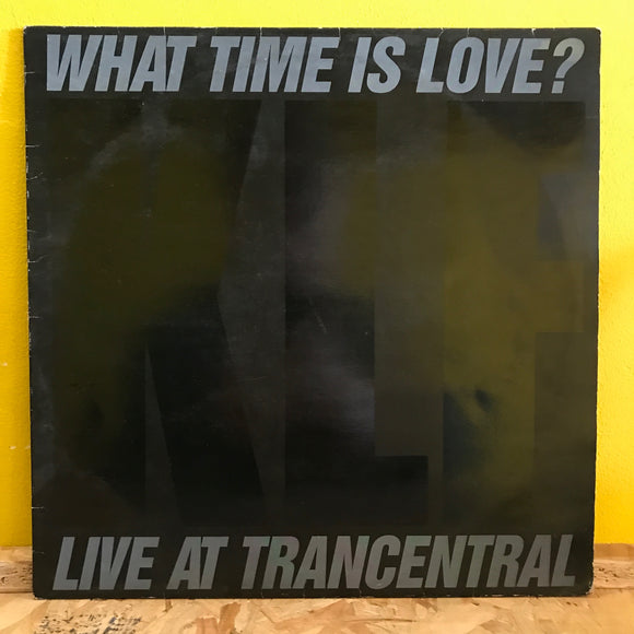 The KLF - What Time is Love - 12