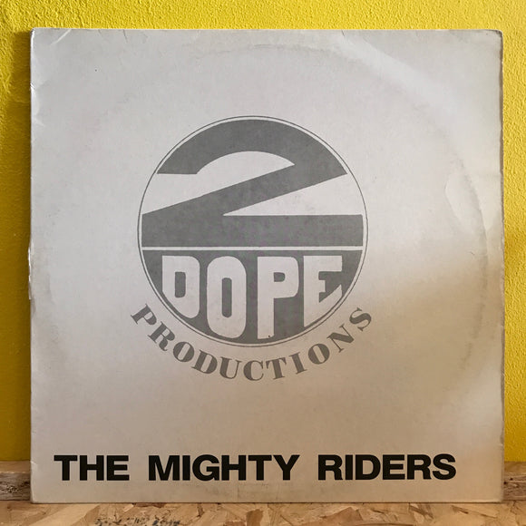 2 Dope Productions - The Mighty Rider - EP - downtempo