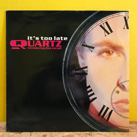 Quartz - It's Too Late - 12