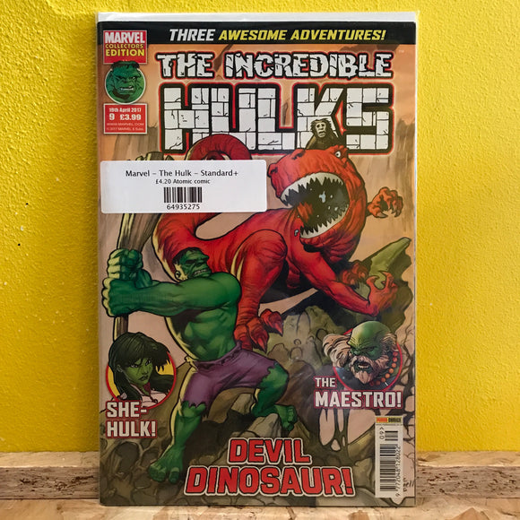 Marvel - The Incredible Hulks - comics - (Issue 09)