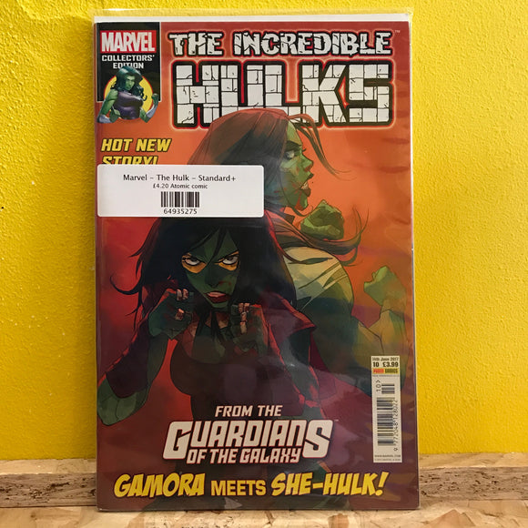 Marvel - The Incredible Hulks - comics - (Issue 10) - Collectors Edition