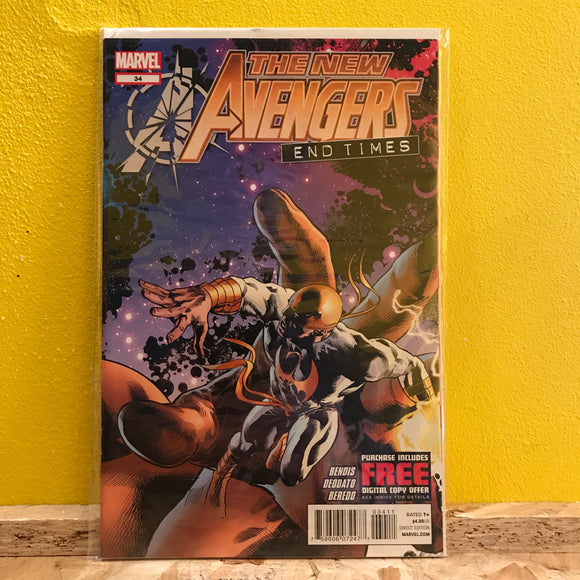 Marvel - The New Avengers: End Times - Comic - (Issue 34)