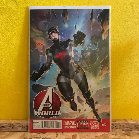 Marvel - Avengers World (2014) - Comics - (Issue 02)