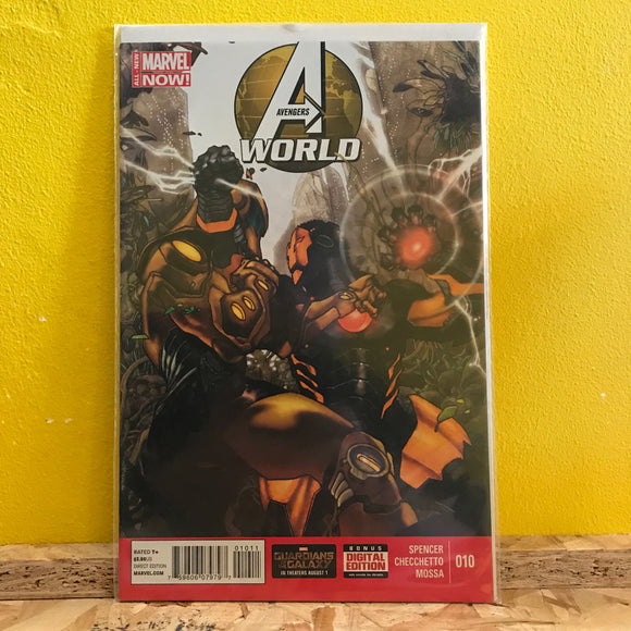 Marvel - Avengers World (2014) - Comics - (Issue 10)
