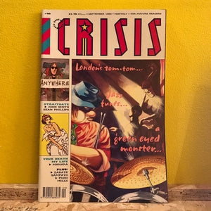 2000AD Presents: Crisis - UK Monthly Comic - (Issue 50) - independent