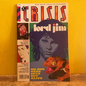 2000AD Presents: Crisis - UK Monthly Comic - (Issue 59) - independent