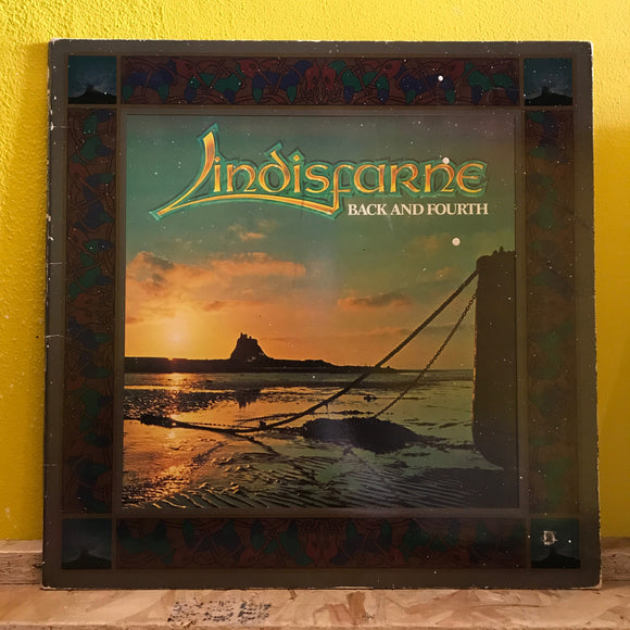Lindisfarne - Back & Fourth - LP - folk rock