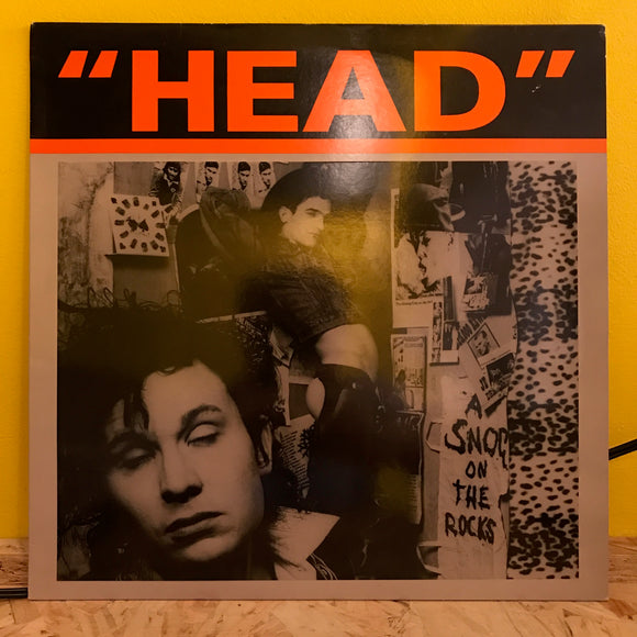 Head - A Snog on The Rocks - LP - indie