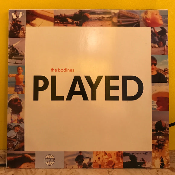 The Bodines - Played - LP - indie