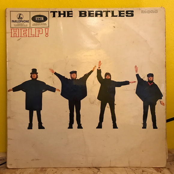 The Beatles ‎– Help! - LP - pop