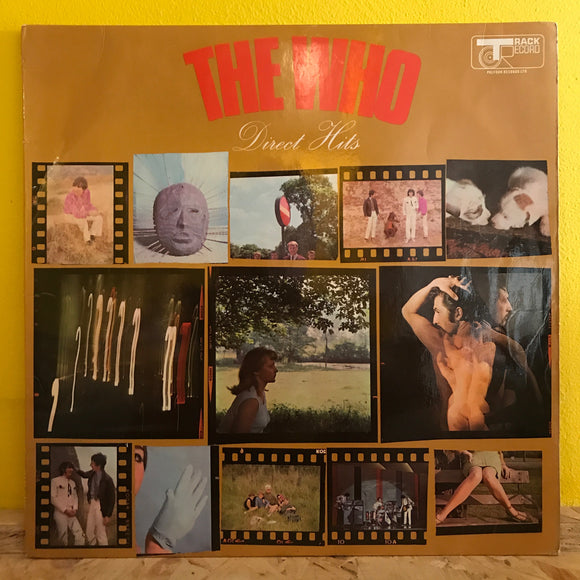 The Who - Direct Hits - LP - mod