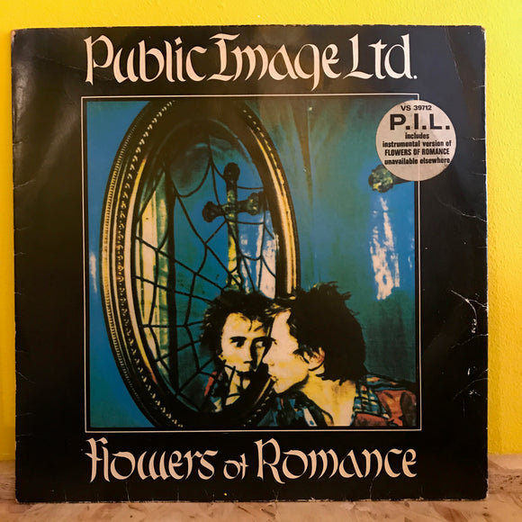 PIL (Public Image Ltd) - Flowers of Romance - 12