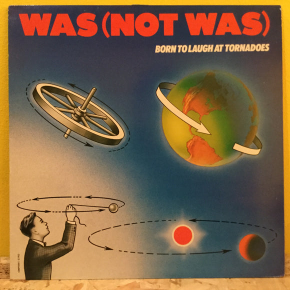 Was (Not Was) - Born to Laugh at Tonradoes - LP - Synth Pop