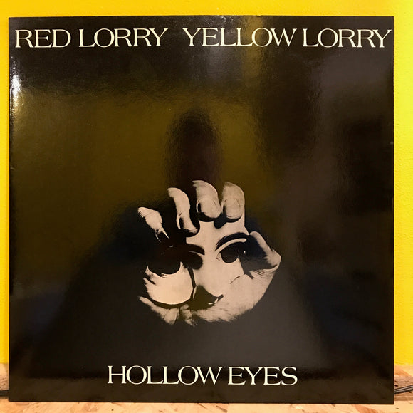 Red Lorry, Yellow Lorry - Hollow Eyes - 12