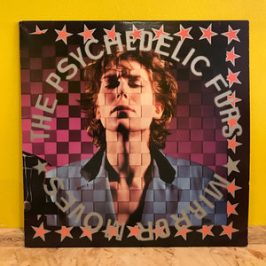 The Psychedelic Furs ‎– Mirror Moves - LP - new wave