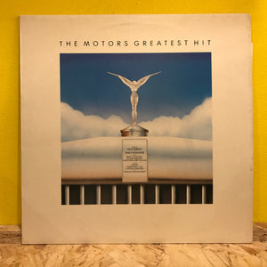 The Motors ‎– The Motors Greatest Hit - LP - new wave