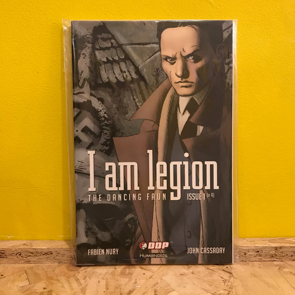 DDP - I am Legion: The Dancing Faun - Issues 1 & 2 (of 6) - Independent