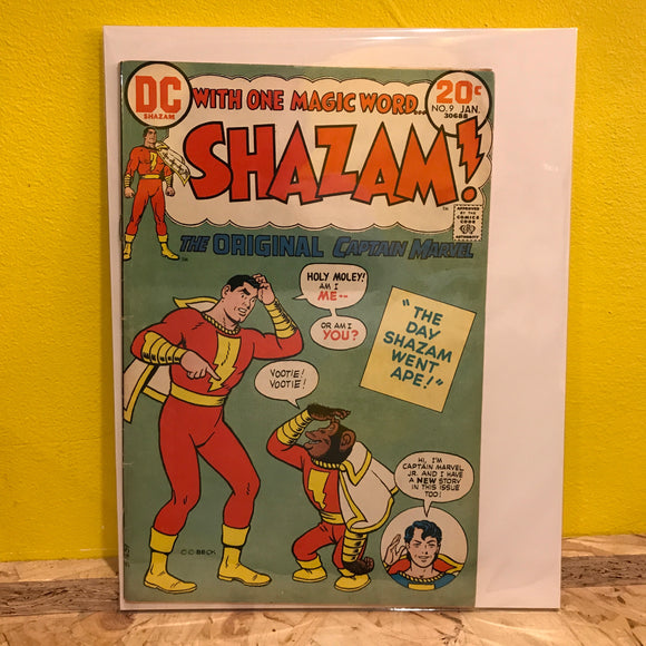 DC - Shazam! - No 9 - Comic