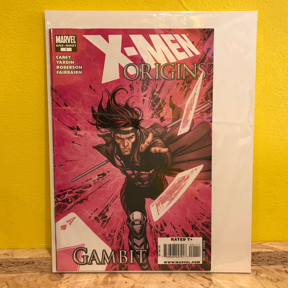 Marvel - X-Men Origins: Gambit - One Shot - Direct Edition