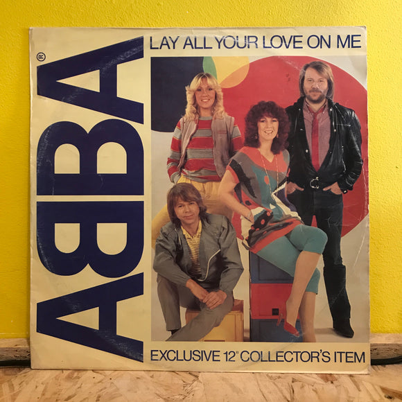 Abba - Lay All Your Love On Me - 12