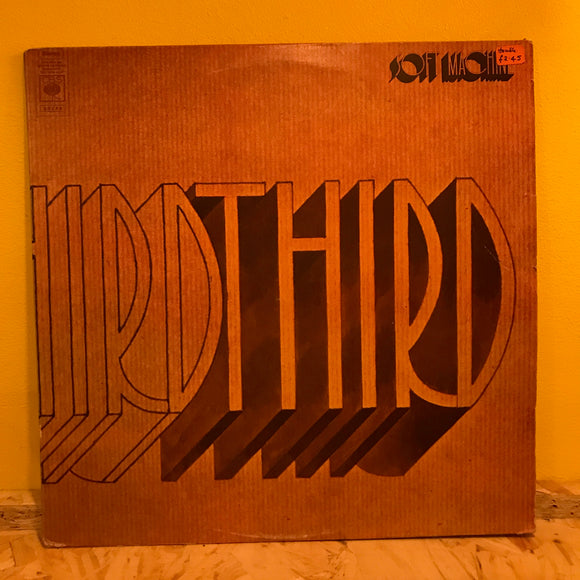 Soft Machine - Third - LP - jazz rock