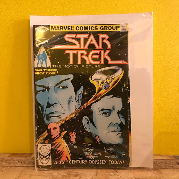 Marvel - Star Trek: The Motion Picture - comic combo