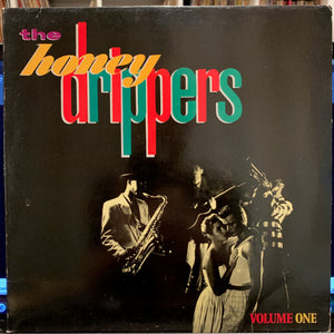 "The Honey Drippers - Volume One - 10"" EP - rock"