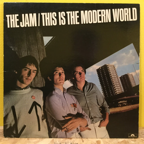 The Jam - This Is The Modern World - LP - Mod