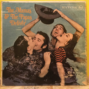 The Mamas & The Papas - Deliver - LP - Pop